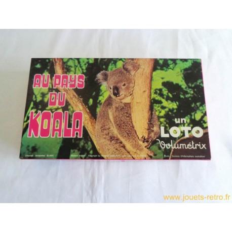 Au pays du koala Lot Volumétrix