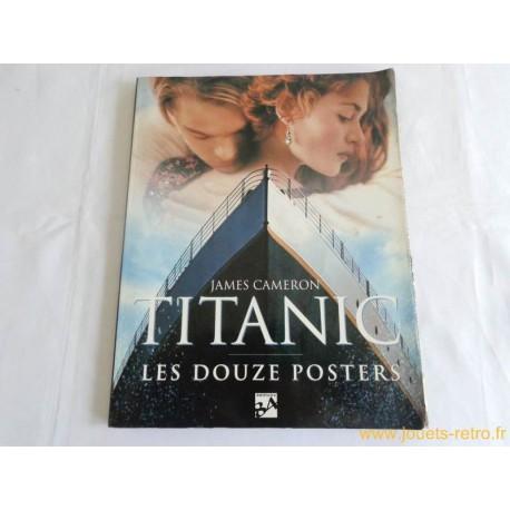 Titanic les 12 posters