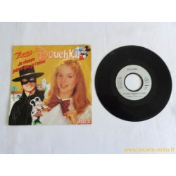 Douchka Zorro + Goofy - 45T Disque vinyle