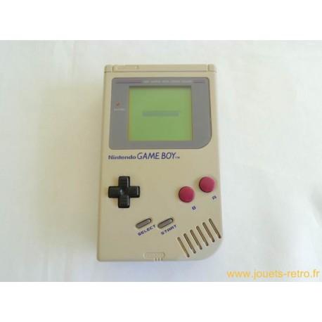 Console Nintendo Game Boy classique grise FAH
