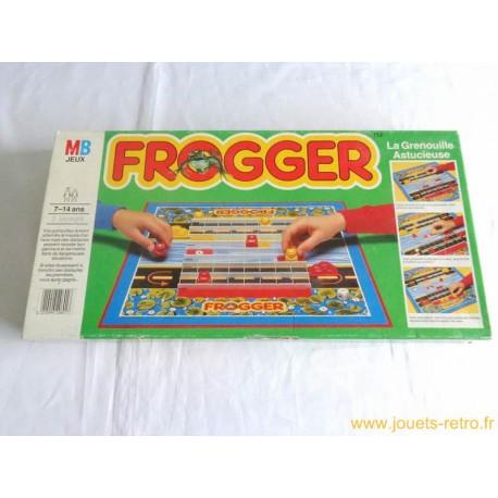 Frogger - jeu MB 1982