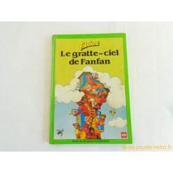 """Livre Lego Fabuland """"Le gratte-ciel de Fanfan"""""""