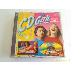 CD Girls Secret de vacances - jeu Spear 1994
