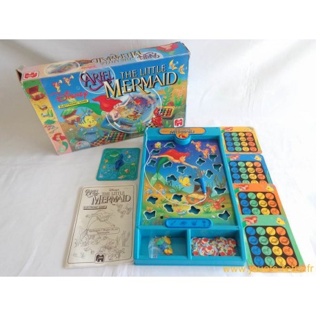 Ariel la petite sirène Disney - jeu Jumbo 1992