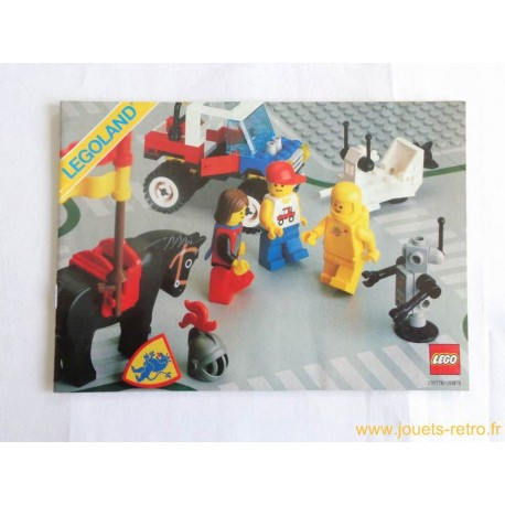 Catalogue Lego 1987