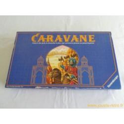 Caravane - jeu Ravensburger 1990