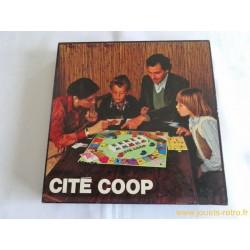 Cité Coop - jeu GNC 1980