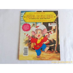 Fievel au Far West album Euroflash 1991