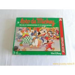 Loto de Mickey - jeu Nathan 1990