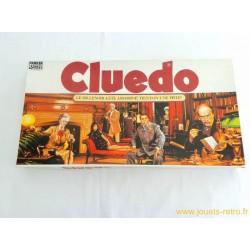 Cluedo - Jeu Parker 1987