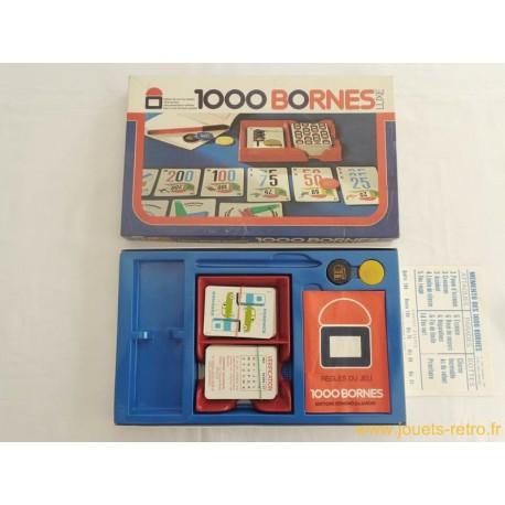 1000 bornes luxe dujardin jouets r tro jeux de soci t for Dujardin jouet