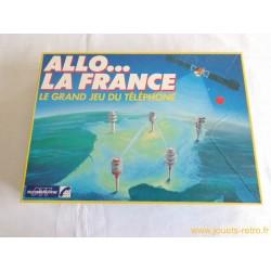Allo... La France - jeu Nathan 1986