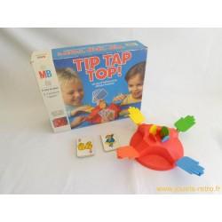 Tip Tap Top! - jeu MB 1988