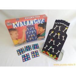 Avalanche - jeu Parker 1991