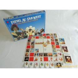 Fievel au Far West - jeu Schmidt 1991