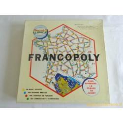 Francopoly - jeu Le Blay