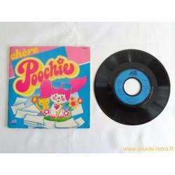 Chère Poochie - 45T Livre Disque vinyle