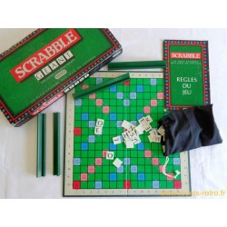 Scrabble Géant - jeu Habourdin 1988