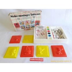 Mako moulage Tableaux Schtroumpfs 1983