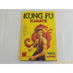 Kung Fu Karaté - album vignette 1976