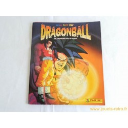 "Album panini Dragon Ball ""la légende du dragon"""