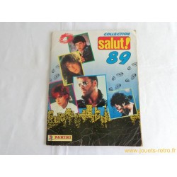 Album panini Collection Salut! 89 complet