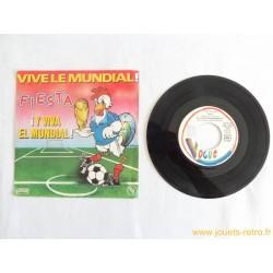 Vive le Mundial - 45T disque vinyle