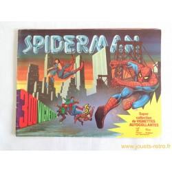 Album vignettes Spiderman 1978 Prodifu