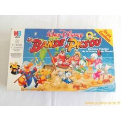 La bande à Picsou - jeu MB 1990