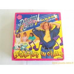 Dancing Girls - jeu Habourdin 1993