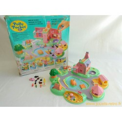 Polly's dream world Polly Pocket 1991