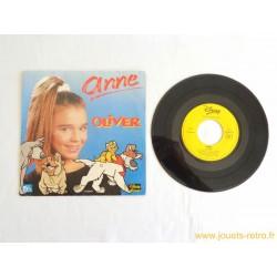 Oliver - 45T disque vinyle