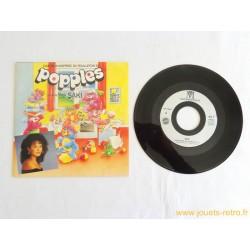 Popples - 45T disque vinyle