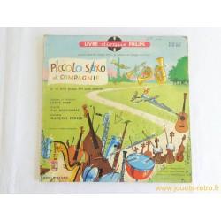 Piccolo Saxo et compagnie Livre Disque 33T