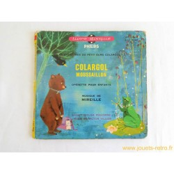 Colargol moussaillon - 45T Livre disque vinyle