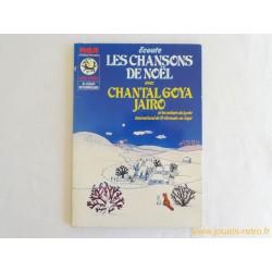 Les chansons de Noël avec Chantal Goya et Jairo- Livre disque