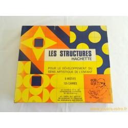 Les structures - jeu Hachette 1971