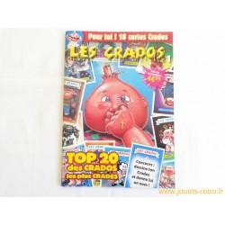 Magazine Les Crados n° 1