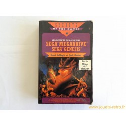 Les secrets des jeux sur Sega Megadrive Sega Genesis