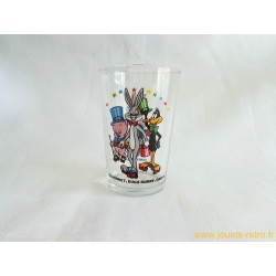 Verre à moutarde Looney Toons