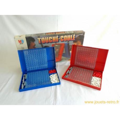 Touché - Coulé - Jeu MB 1985