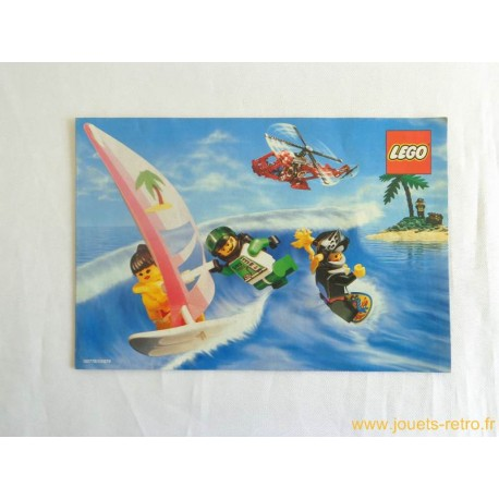 Catalogue Lego 1992