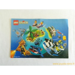 Catalogue Lego 1996