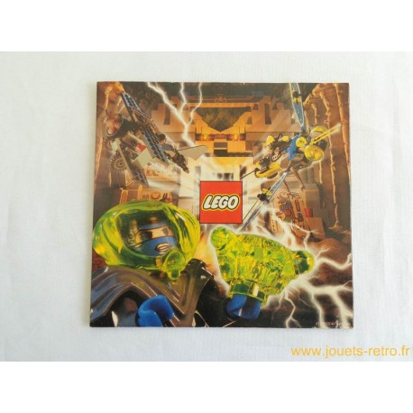 Catalogue Lego 1998