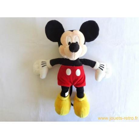 Peluche Mickey Disney Store London 38 cm
