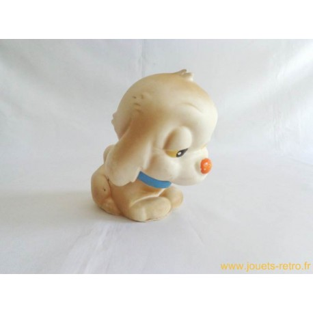 Chien pouet - Sitaplex Nursery années 50