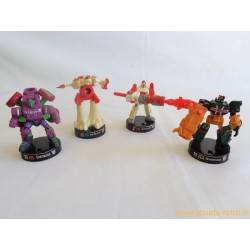 Transformers - Attacktix Battle Figure game Hasbro