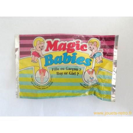 Sachet Magic Babies - IDEAL 1991
