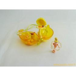Fruit surprise Lemon Polly Pocket 2000