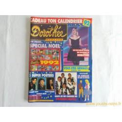 Dorothée magazine n° 116 décembre 1991